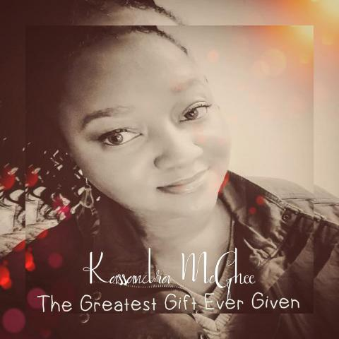 COVER IMAGE - The Greatest Gift Ever Given - Kassandra McGhee